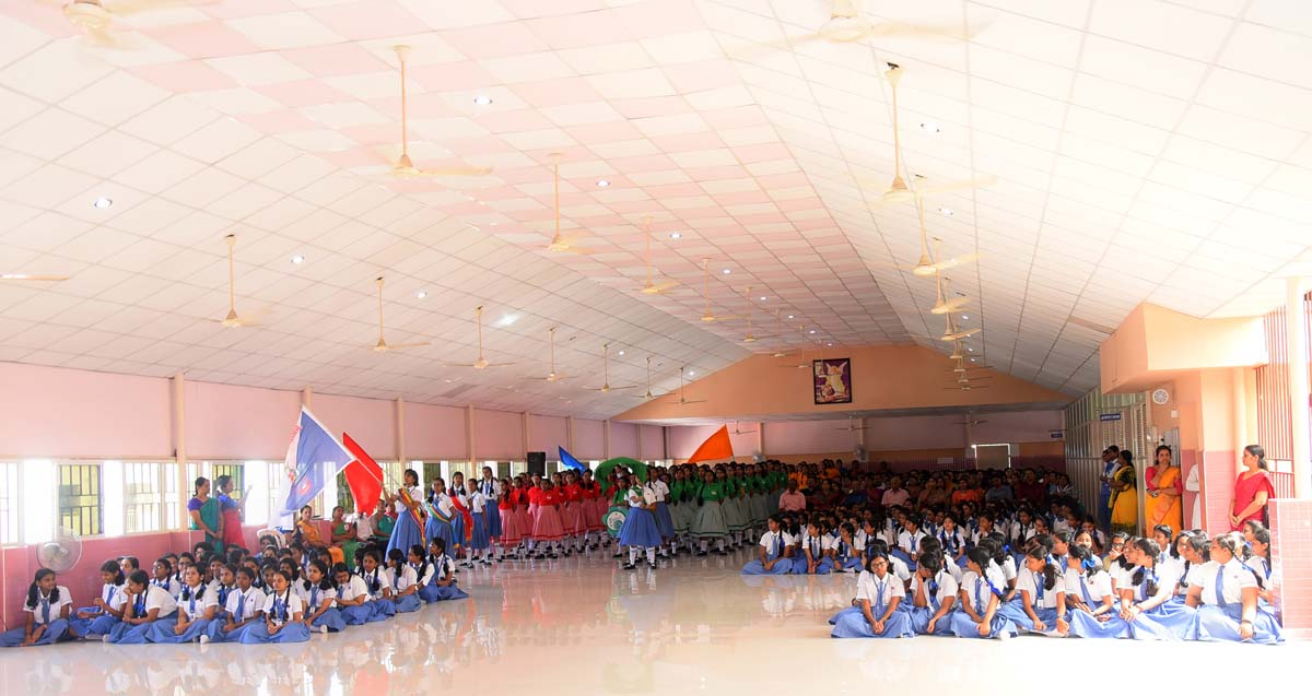 INVESTITURE DAY 2019-2020